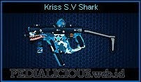 Kriss S.V Shark
