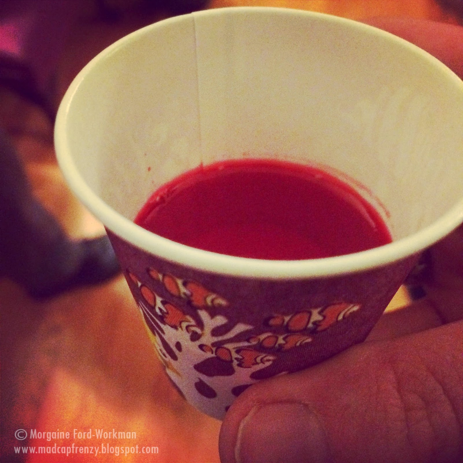 Image result for grinch drink with peach schnapps