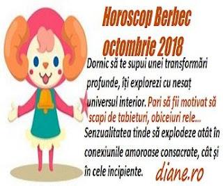 Horoscop Berbec octombrie 2018