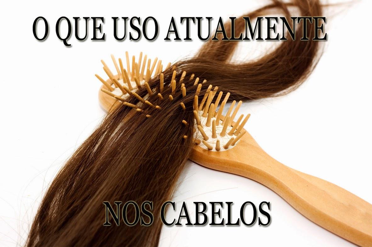 DOBABADO: O que uso atualmente nos cabelos