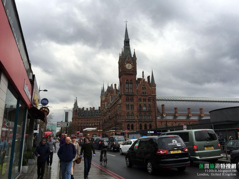 歐洲之星EUROSTAR 倫敦/巴黎 乘車方式