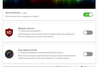Complementos do Firefox