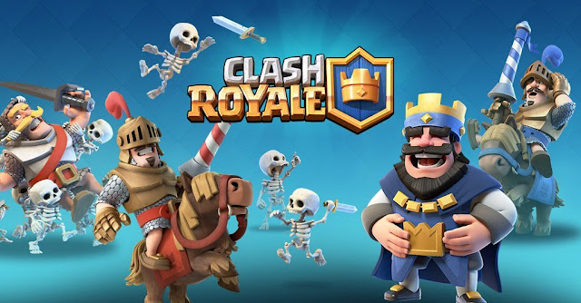 Game Android Penganti COC Menjadi Clash Of Royale