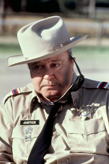 Jackie Gleason as Sheriff Buford T Justice Smokey and the Bandit Part 3