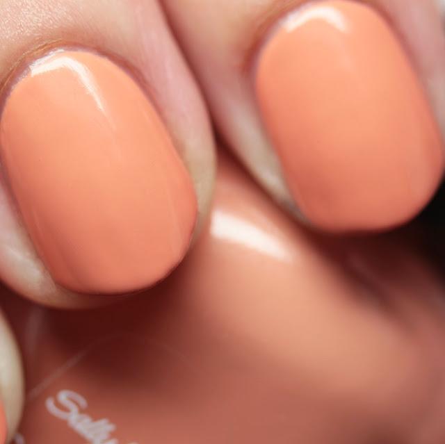 Sally Hansen Complete Salon Manicure 349 Freedom of Peach
