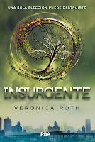 Divergente II: Insurgente, de Veronica Roth