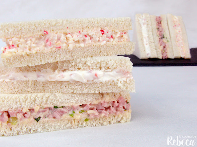 Sándwiches estilo 'Rodilla'