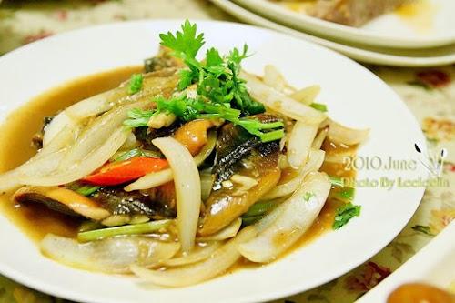 台南小吃炒鱔魚資訊懶人包