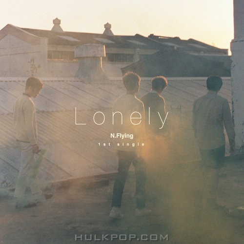 N.Flying – Lonely(中文版) – Single