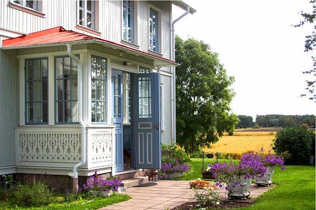 Bildresultat för hus glasveranda