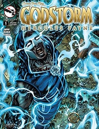 Grimm Fairy Tales presents Godstorm: Hercules Payne