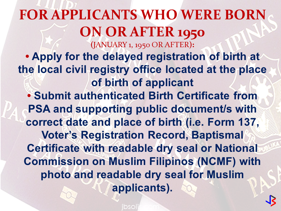 birth certificate application nsw identification documents