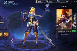 Cara menggunakan hero Fanny dan build di Mobile Legends
