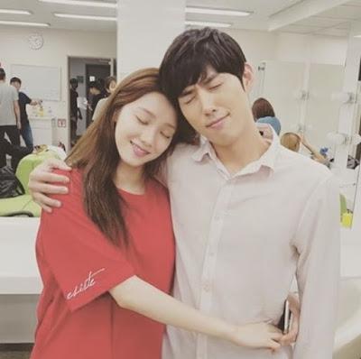Baek Sung Hyun dan Sung Kyung