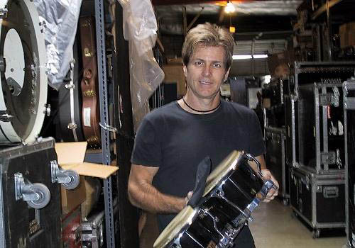IMG PAT TORPEY, American Hard Rock Drummer and Singer
