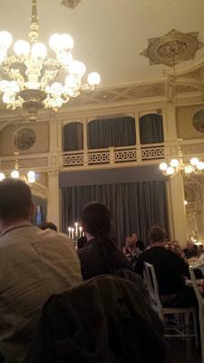 Norbrygg Banquet.