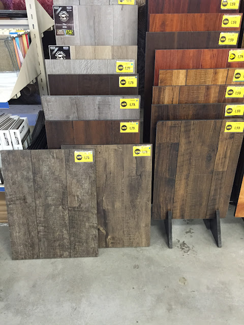 Eternity Flooring Barnwood Collection Samples