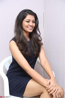 Model Shreya Kamavarapu in Short Black Dress at FBB Miss India 2017 finalists 006.JPG