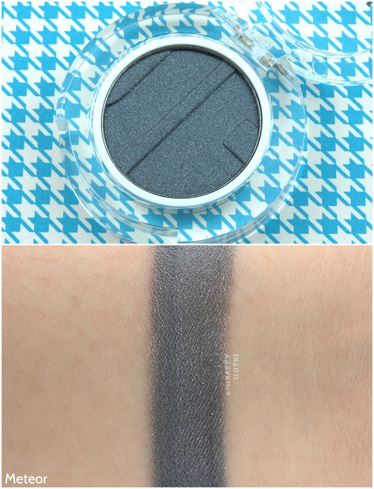 Joe Fresh Beauty Single Eyeshadow in Meteor: Review and Swatches