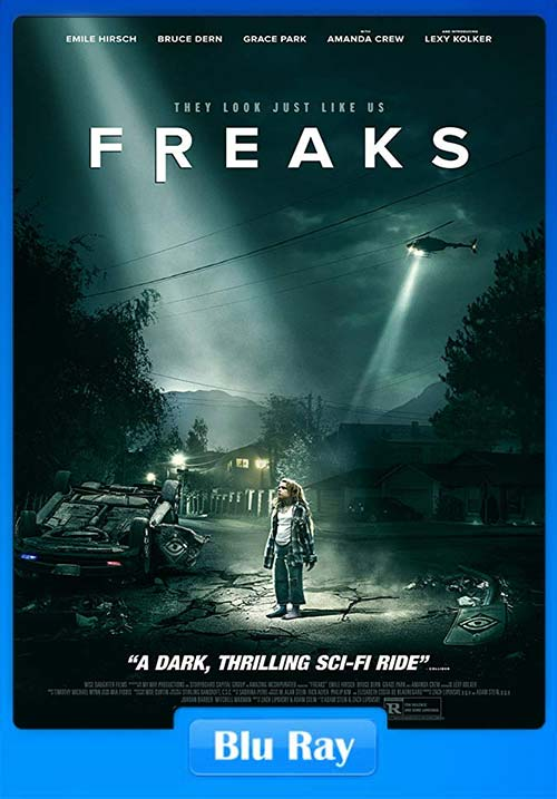 Freaks 2018 720p BluRay x264   480p 300MB   100MB HEVC