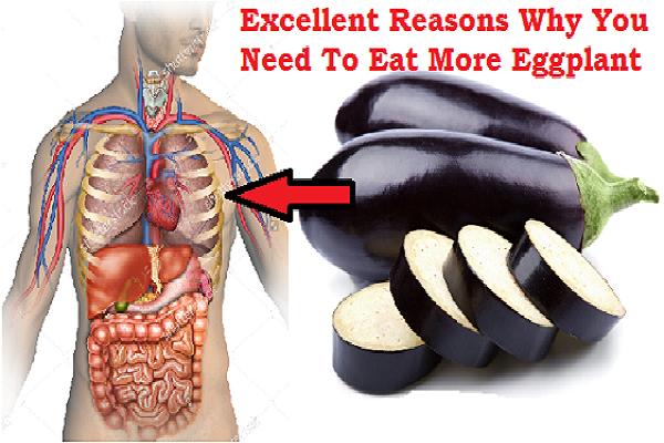 8 Excelentes razones por las que necesita comer más de la berenjena