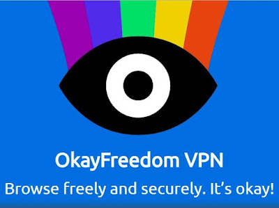 OkayFreedom VPN Pro 2018 with License 365 Days