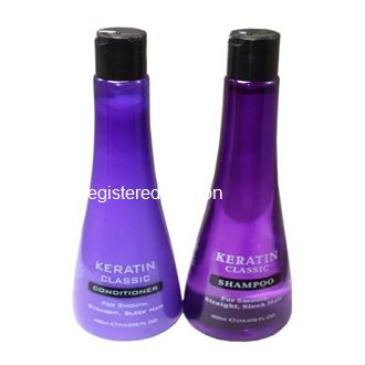 Pack Of 2 - Keratin Classic Shampoo And Conditioner 400 ml