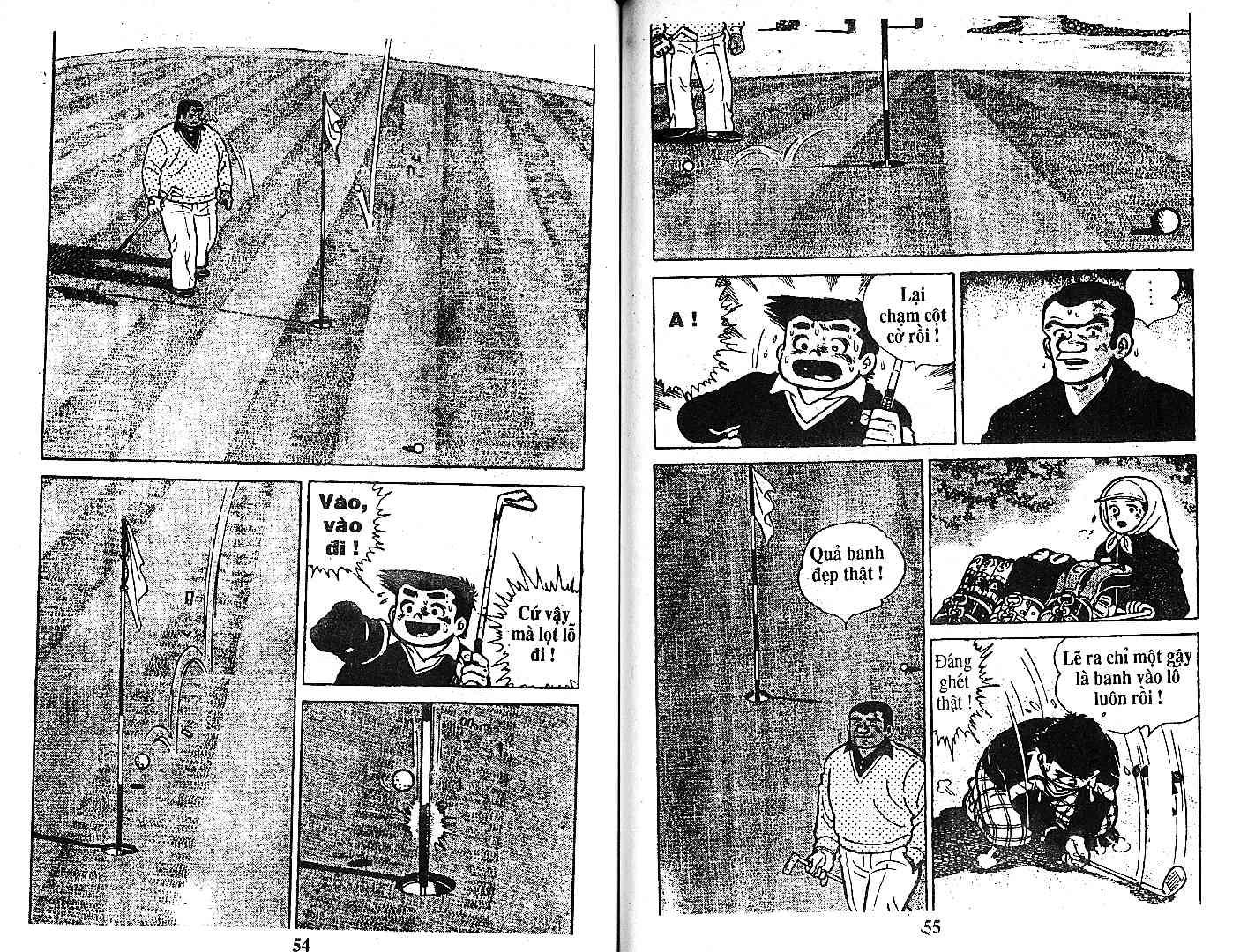 Ashita Tenki ni Naare chapter 28 trang 26