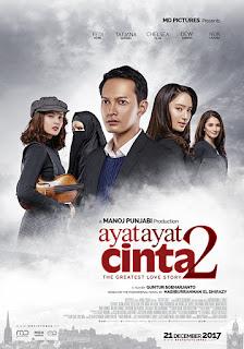 Download Film Ayat-Ayat Cinta 2 (2017) Subtitle Indonesia