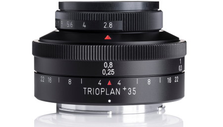 Trioplan 35+ f/2.8