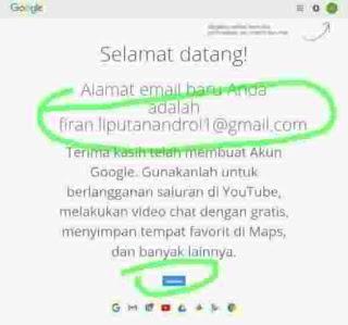 Cara Membuat Akun Email Gmail Baru di Android 2017