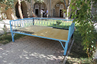 Uzbekistan, Tashkent, Abdul Kassim Madrasah, topchan, © L. Gigout, 2012