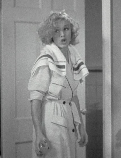 The Style Essentials--Ginger Rogers Steps Up in Style in