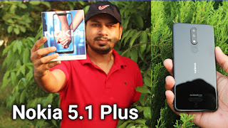 Nokia 5.1 plus Review in Bangla