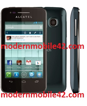 alcatel one touch 4030d flash file