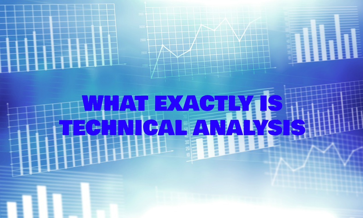 How to make technical analysis in forex