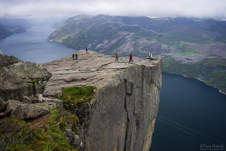 Preikestolen - The Pulpit Rock