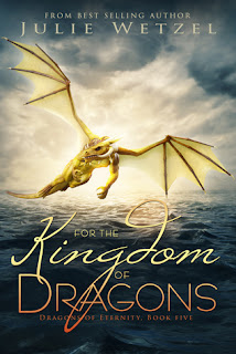 Excerpt: For the Kingdom of Dragons by Julie Wetzel