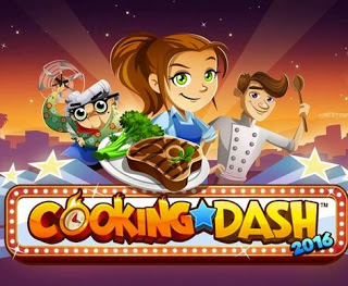 Cooking Dash 2016 v1.23.8 Mod Unlimited Money