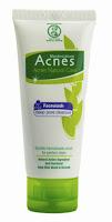 Menghilangkan Jerawat Dengan Acnes Natural Care Deep Pore Cleanser Facewash