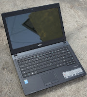 Jual Laptop Seken - Acer Travelmate 4750z