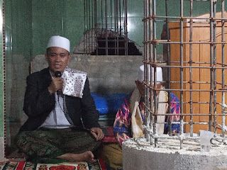 Malam Pertama Ramadhan, PWNU NTB Ajak Masyarakat Hijrah dan Usaikan tentang Pemilu