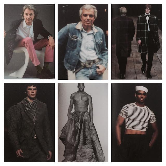 100 lat mody męskiej