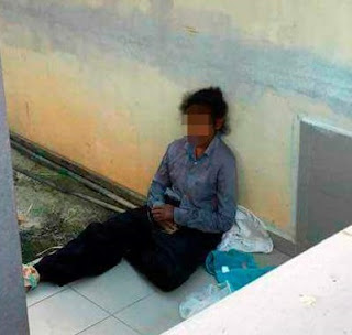 Photos/Video: 21-year-old maid rescued from her abusive employers dies in hospital