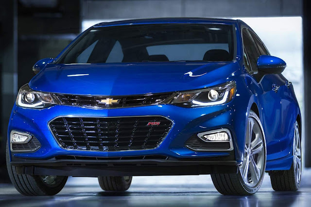 GM Cruze Turbo chega no 2º semestre de 2016