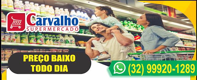 Confira as ofertas que o Carvalho Supermercado preparou para essa Terça e Quarta