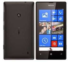 Nokia Lumia 520 for Rs.5435 Only @ Flipkart (Lowest Price Offer)