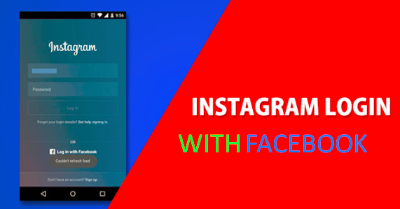 Instagram Login In With Facebook
