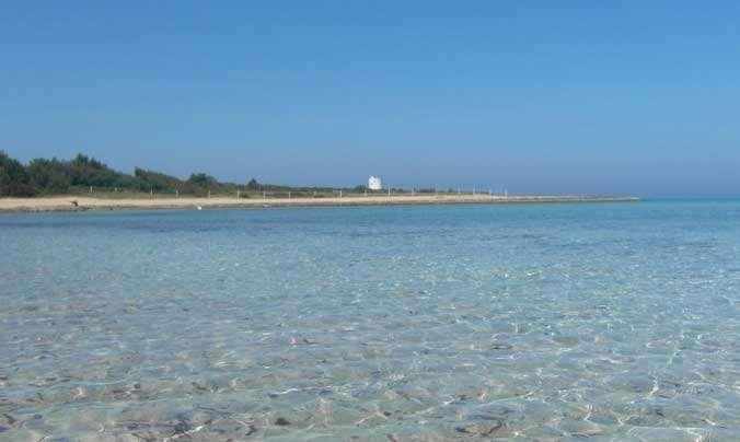 Spiaggia Punta Pizzo
