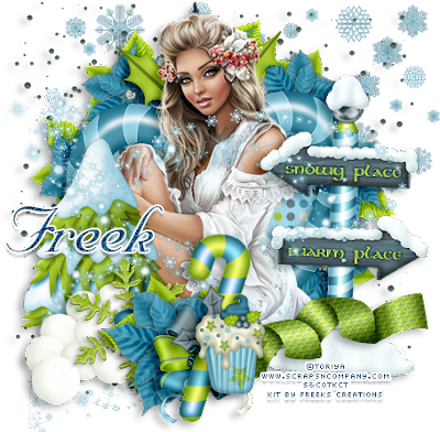 ★•★CT for Freeks Creations★•★ First Snow